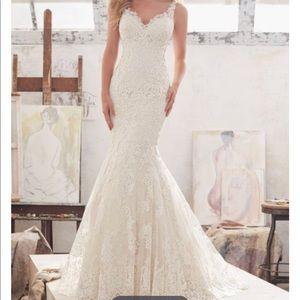 Mori Lee MARCELINE wedding gown